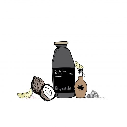 Design Juicery illustrations